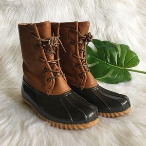 sporto | the original duck boots by sporto size 8